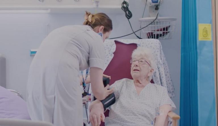 Adult nurse